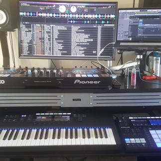My Home Studio Set Up
