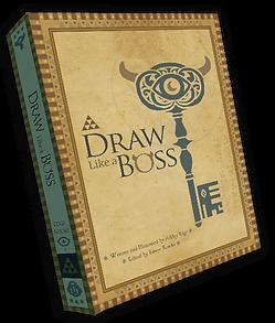 Draw Like a Boss - book