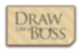 Draw Like a Boss - logo