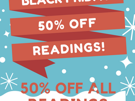 Annual Black Friday Sale Is Almost Here!