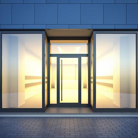 Commercial Entrance Door Repair