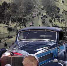 The Mulhouse Auto Museum, it was air conditioned