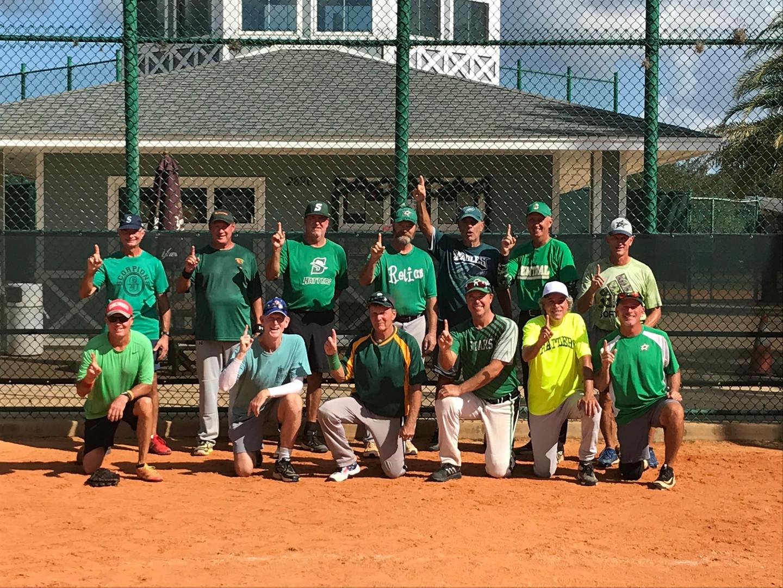 Green Team Wins the Turkey Bowl