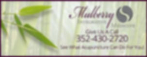 Mulberry Integrative Medicine Ad
