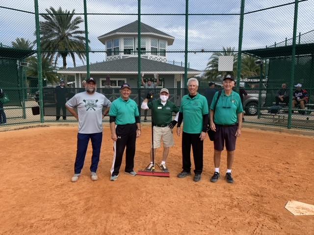 Paul Ruiz, Gary Search,Rich Oliva, Gregg Foster, Lee Kochenour