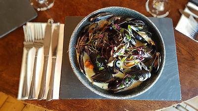 Mussels Restaurant Porthmadog