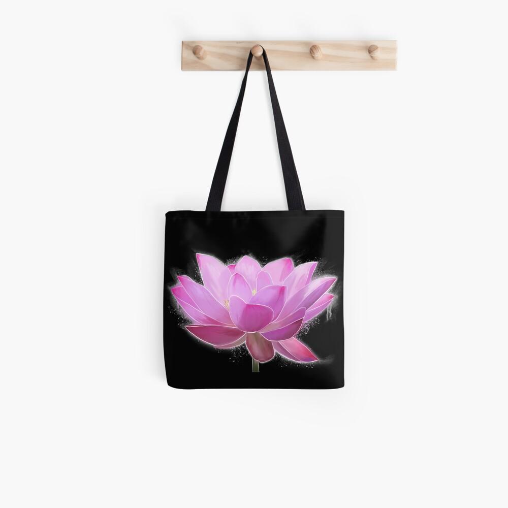 Lotus Bloom Tote