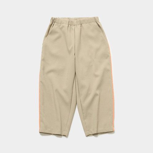 sheersucker side line pants