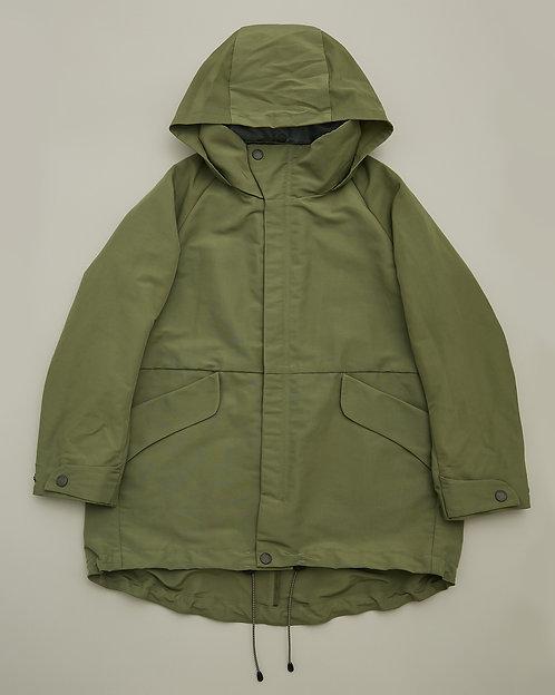 60/40 grosgrain coat