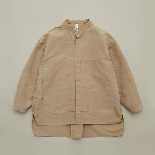 60/40 grosgrain big pocket shirts