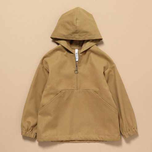 military flannel hoodie