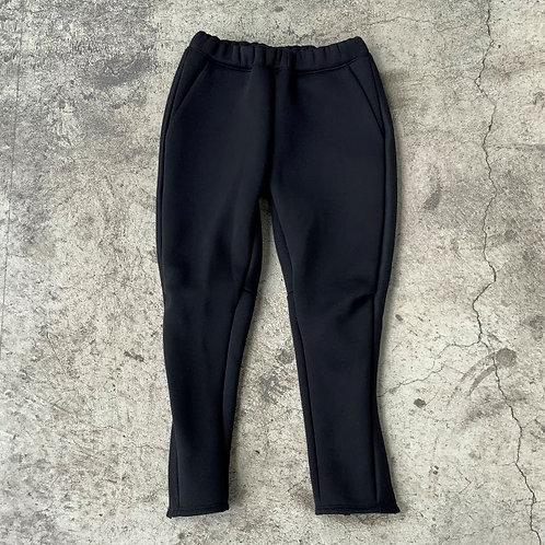double knit slim pants
