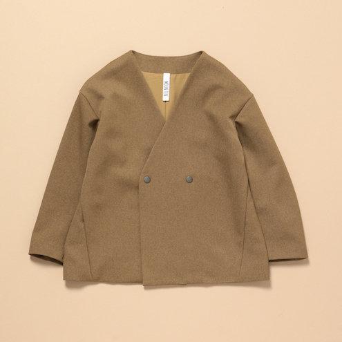 woolish double breasted jacket