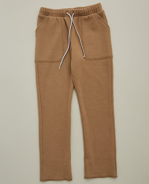 stretch thermal pants