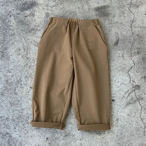 double cloth stretch pants