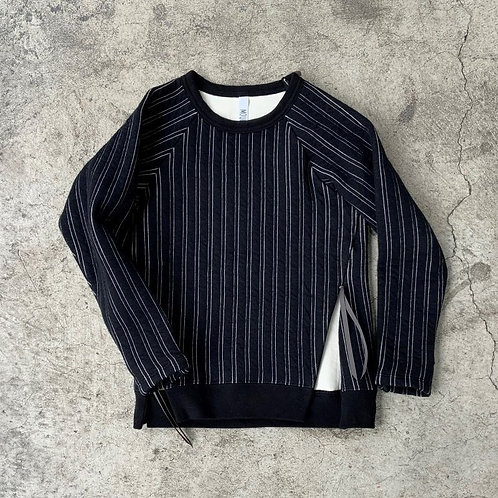 stripe quilt long sleeve