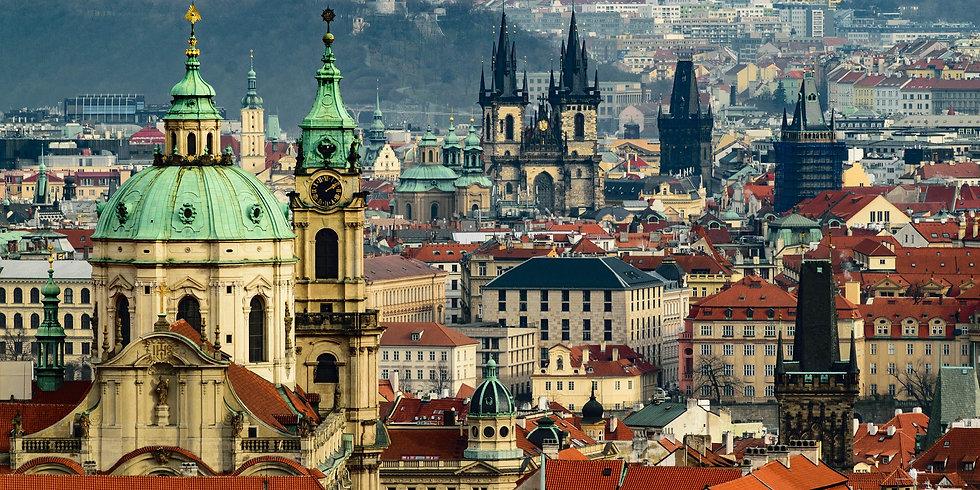 Прага: вид сверху лучше