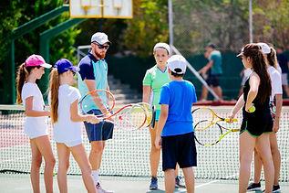 Теннис. Technical Clinic.