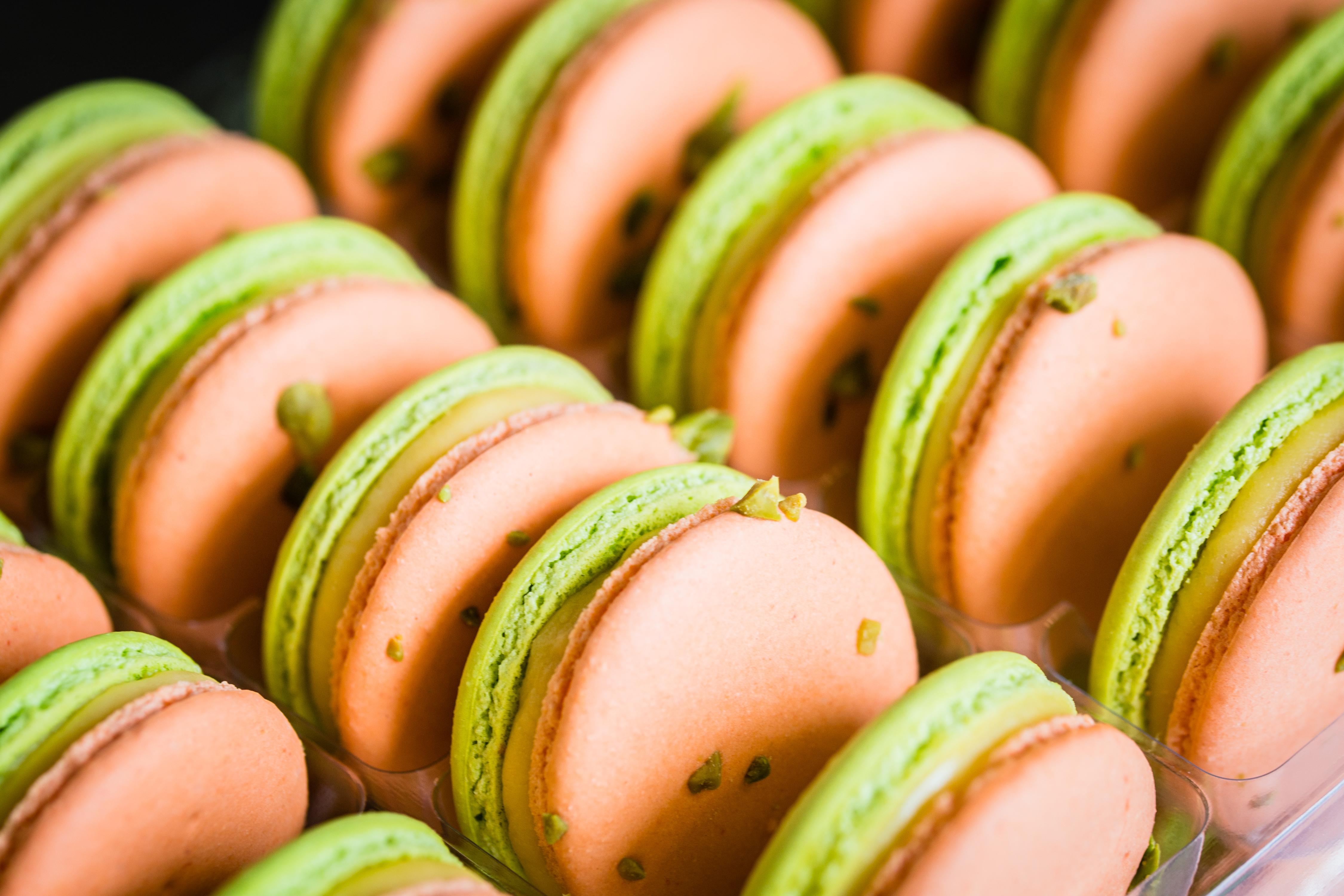Macaron Abricot-2