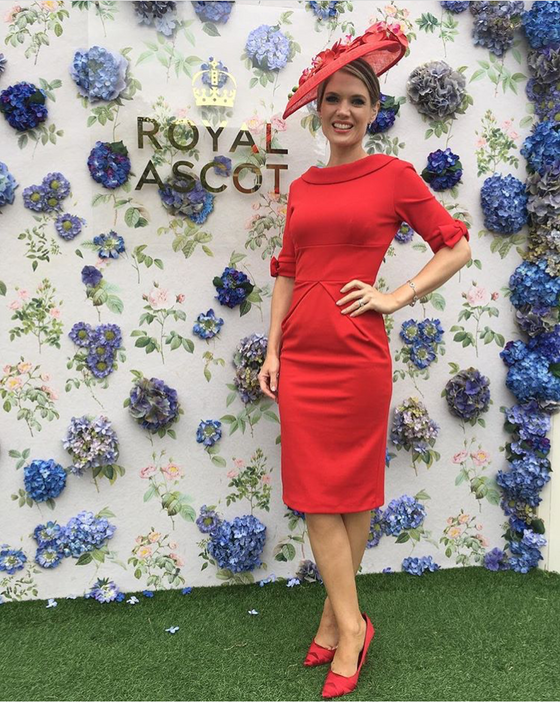 """The """"Ascot Hat""""."""