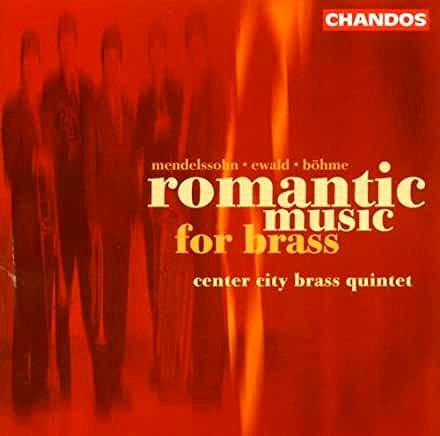 ROMANTIC MUSIC FOR BRASS