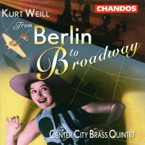 BERLIN TO BROADWAY
