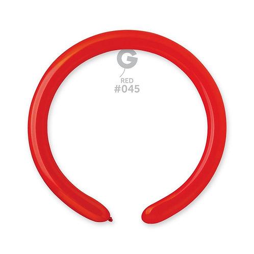 045 Red Ballonger til figurer