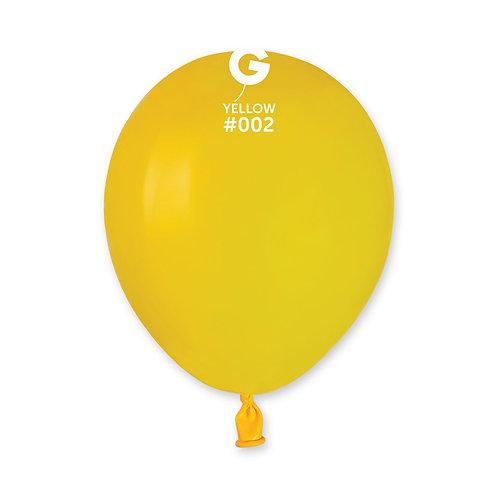 002 Yellow 13cm (100)