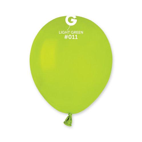 011 Light Green 13cm (100)