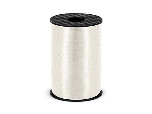 Plastbånd hvit 5mm/225m