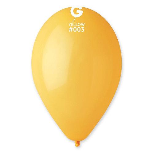 003 Yellow 33cm (100)