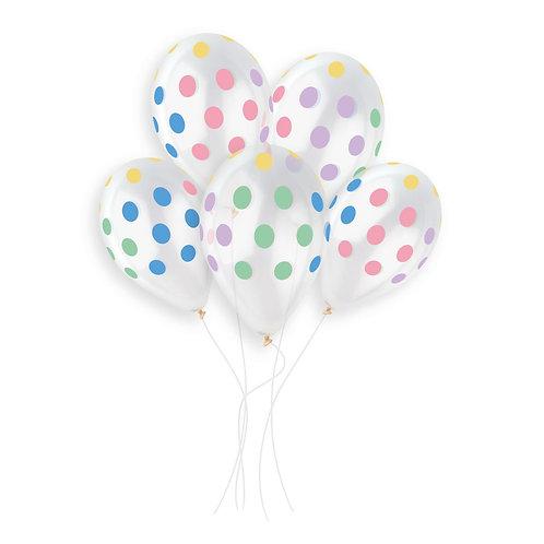 Polka Dots Multicolour