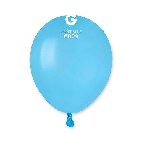 009 Light Blue 13cm (100)