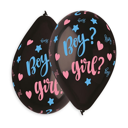 Boy? Girl?