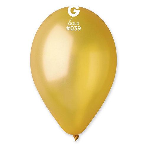 039 Gold Metallic 30cm (100)