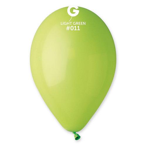 011 Light Green 33cm (100)