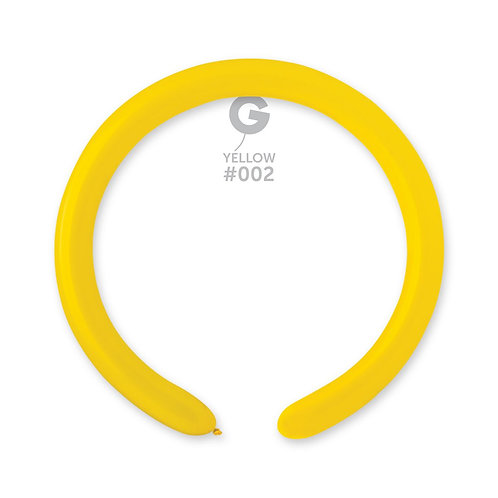 002 Yellow Ballonger til figurer