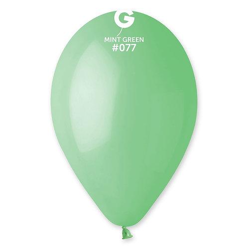 077 Mint Green 33cm (100)