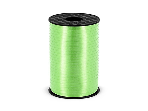 Plastbånd lysegrønn 5mm/225m