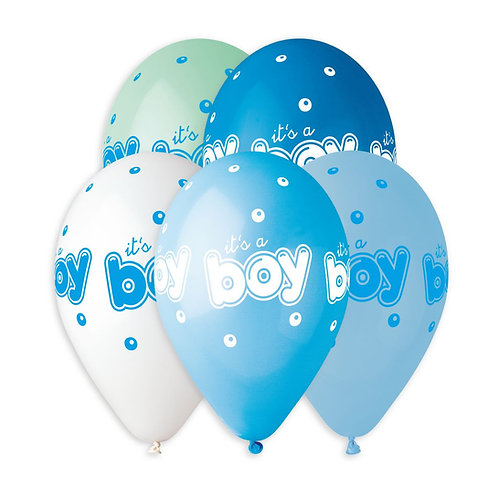 Its a Boy Bubbles