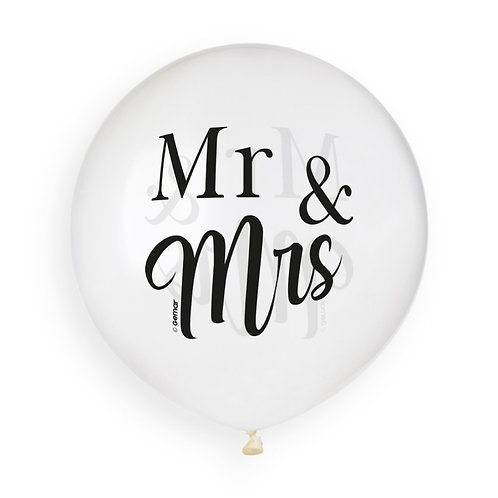 Mr & Mrs Crystal (25) 48cm