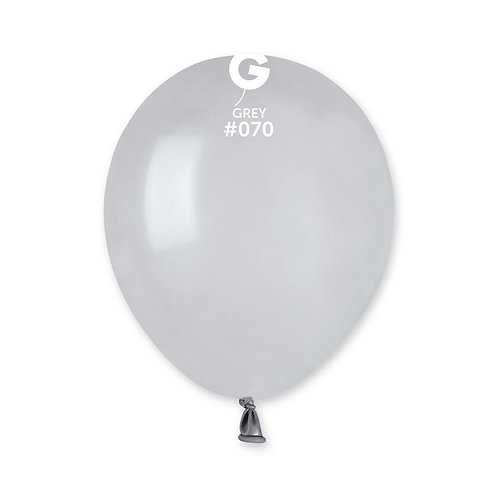 070 Grey 13cm (100)