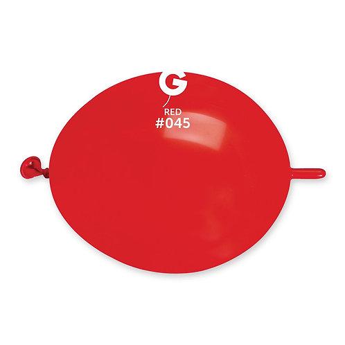 045 Red Gemar Link 16cm (100)