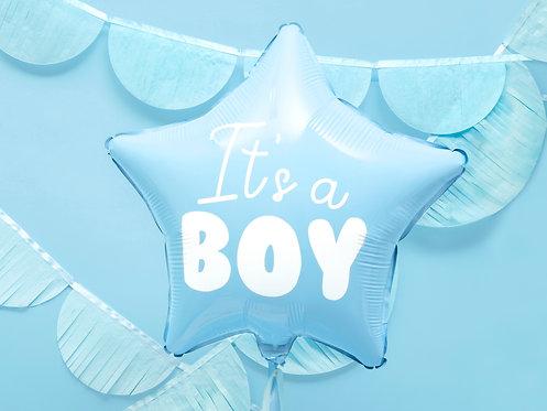 Foliestjerne It's a Boy