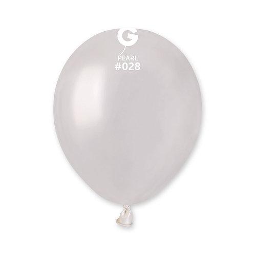 028 Pearl Metallic 13cm (100)