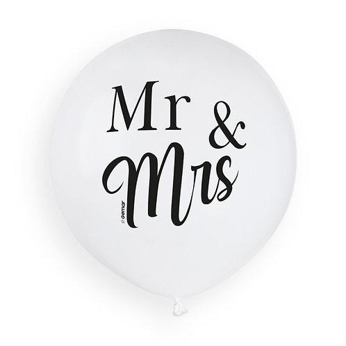 Mr & Mrs White (25) 48cm
