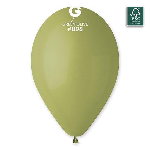098 Olive Green 30cm (100)