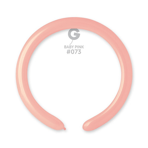 073 Pink Ballonger til figurer