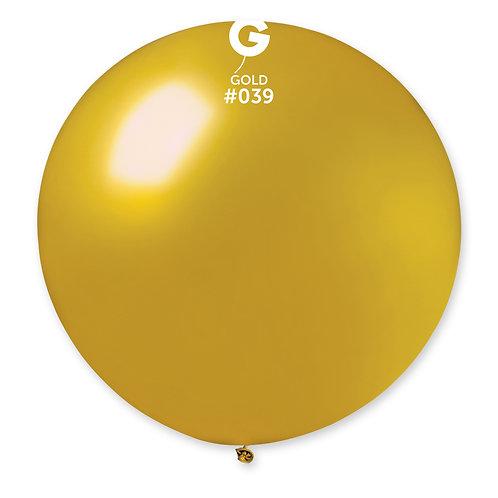 039 Gold Metallic 80cm (10)