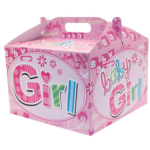 New Baby Girl Box